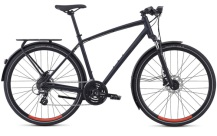 SPECIALIZED CROSSTRAIL EQ BLACK TOP COLLECTION 2019 ÅRS MODELL ENDAST I XL